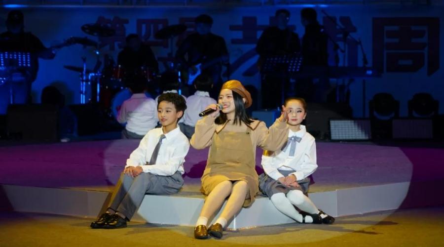 第五届小城文化艺术周,中小学生艺术节颁奖晚会来袭!